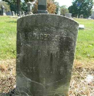 BEBRAETZ(GALBRETZ), JOHN - Essex County, New Jersey   JOHN BEBRAETZ(GALBRETZ) - New Jersey Gravestone Photos