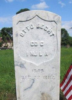 BECHT, OTTO - Essex County, New Jersey | OTTO BECHT - New Jersey Gravestone Photos