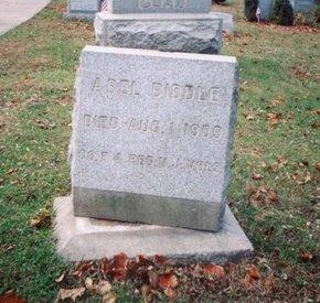 BIDDLE, ABEL - Essex County, New Jersey | ABEL BIDDLE - New Jersey Gravestone Photos