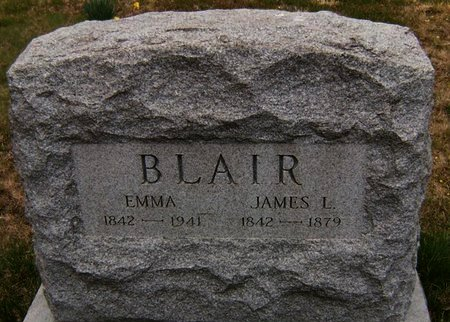 BLAIR, JAMES L. - Essex County, New Jersey | JAMES L. BLAIR - New Jersey Gravestone Photos