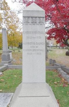 BREINTNALL, REGINAL H. - Essex County, New Jersey | REGINAL H. BREINTNALL - New Jersey Gravestone Photos