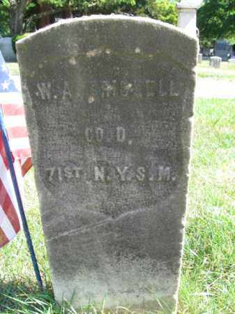 BRICKELL, WILLIAM A. - Essex County, New Jersey   WILLIAM A. BRICKELL - New Jersey Gravestone Photos