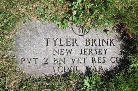 BRINK, TYLER - Essex County, New Jersey | TYLER BRINK - New Jersey Gravestone Photos