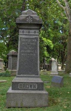 BROWN, DAVID - Essex County, New Jersey   DAVID BROWN - New Jersey Gravestone Photos