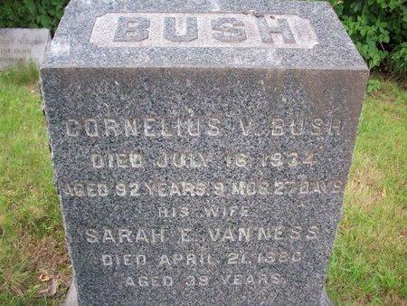 BUSH, CORNELIUS V. - Essex County, New Jersey | CORNELIUS V. BUSH - New Jersey Gravestone Photos