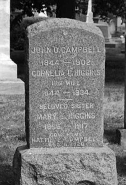 CAMPBELL, JOHN D. - Essex County, New Jersey   JOHN D. CAMPBELL - New Jersey Gravestone Photos