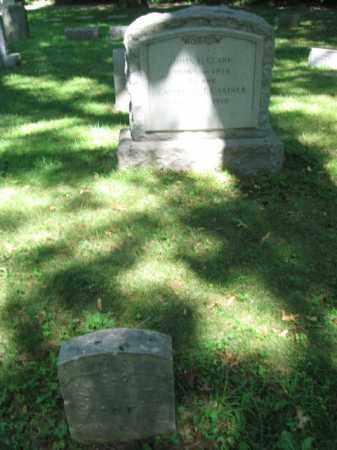 CLARK, JOHN G. - Essex County, New Jersey   JOHN G. CLARK - New Jersey Gravestone Photos