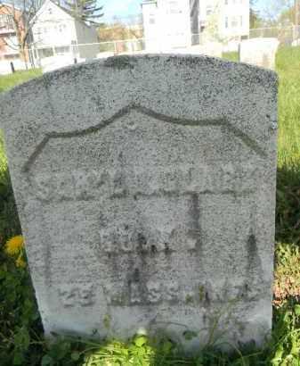CLARK, SAMUEL A. - Essex County, New Jersey | SAMUEL A. CLARK - New Jersey Gravestone Photos