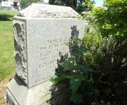 CLARK, THOMAS - Essex County, New Jersey | THOMAS CLARK - New Jersey Gravestone Photos
