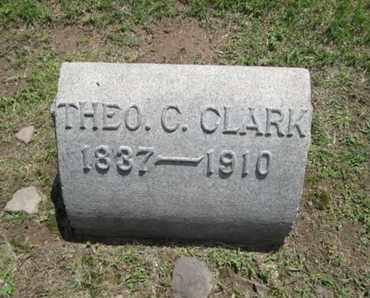 CLARK, THOMAS C. - Essex County, New Jersey   THOMAS C. CLARK - New Jersey Gravestone Photos
