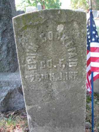 COCKEFAIR, EPHRAIM - Essex County, New Jersey   EPHRAIM COCKEFAIR - New Jersey Gravestone Photos