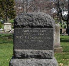 COCKFAIR (COCKFAIRE), JOHN H. - Essex County, New Jersey | JOHN H. COCKFAIR (COCKFAIRE) - New Jersey Gravestone Photos