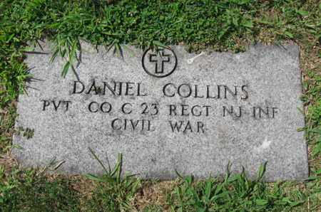 COLLINS, DANIEL - Essex County, New Jersey | DANIEL COLLINS - New Jersey Gravestone Photos