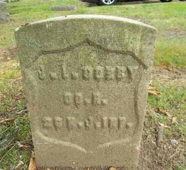 CORBY, JOSEPH L. - Essex County, New Jersey | JOSEPH L. CORBY - New Jersey Gravestone Photos