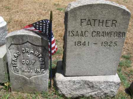 CRAWFORD, ISAAC - Essex County, New Jersey | ISAAC CRAWFORD - New Jersey Gravestone Photos