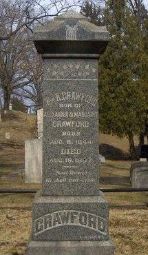 CRAWFORD, WILLIAM R. - Essex County, New Jersey | WILLIAM R. CRAWFORD - New Jersey Gravestone Photos