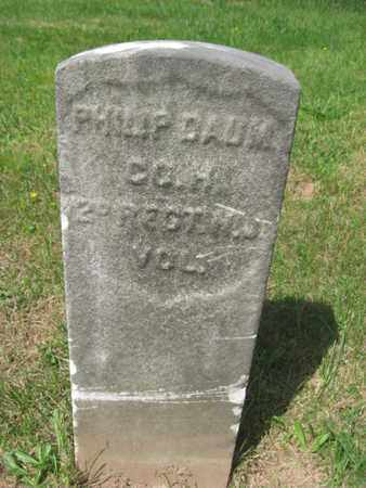 DAUM (CENOTAPH), PHILIP - Essex County, New Jersey | PHILIP DAUM (CENOTAPH) - New Jersey Gravestone Photos