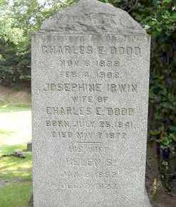 DODD, CHARLES E. - Essex County, New Jersey | CHARLES E. DODD - New Jersey Gravestone Photos