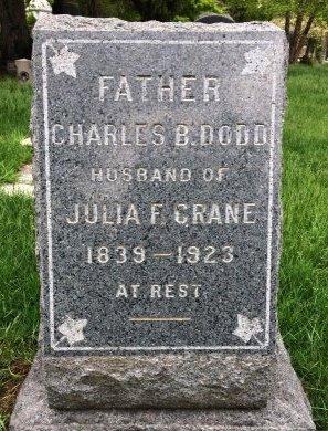 DODD, CHARLES B. - Essex County, New Jersey | CHARLES B. DODD - New Jersey Gravestone Photos