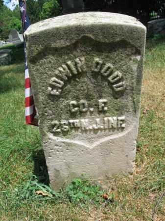 DODD, EDWIN - Essex County, New Jersey | EDWIN DODD - New Jersey Gravestone Photos