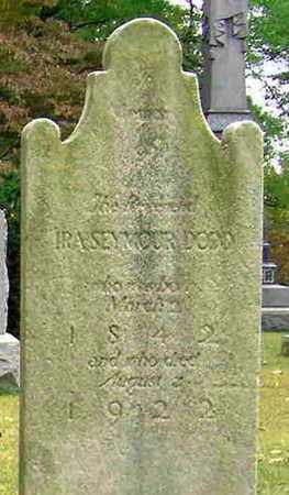 DODD, IRA SEYMOUR - Essex County, New Jersey | IRA SEYMOUR DODD - New Jersey Gravestone Photos