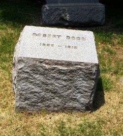 DODD, ROBERT - Essex County, New Jersey   ROBERT DODD - New Jersey Gravestone Photos
