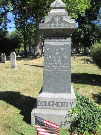 DOUGHERTY, ALEXANDER N. - Essex County, New Jersey   ALEXANDER N. DOUGHERTY - New Jersey Gravestone Photos