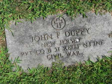 DUFFY, JOHN F. - Essex County, New Jersey | JOHN F. DUFFY - New Jersey Gravestone Photos