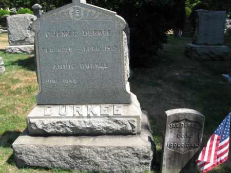 DURKEE, FITZ JAMES - Essex County, New Jersey | FITZ JAMES DURKEE - New Jersey Gravestone Photos