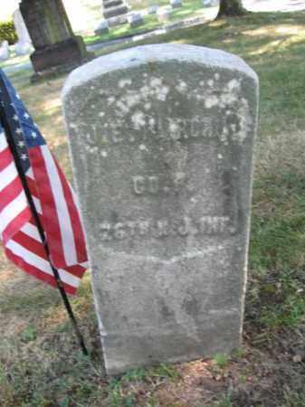 FAIRCHILD, J. EDSON - Essex County, New Jersey | J. EDSON FAIRCHILD - New Jersey Gravestone Photos