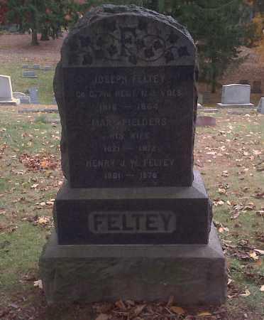 FELTEY (FELTY), PRIVATE JOSEPH - Essex County, New Jersey | PRIVATE JOSEPH FELTEY (FELTY) - New Jersey Gravestone Photos