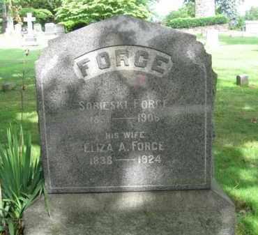 FORCE, SOBESKI - Essex County, New Jersey | SOBESKI FORCE - New Jersey Gravestone Photos