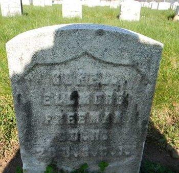 FREEMAN, ELLMORE - Essex County, New Jersey | ELLMORE FREEMAN - New Jersey Gravestone Photos