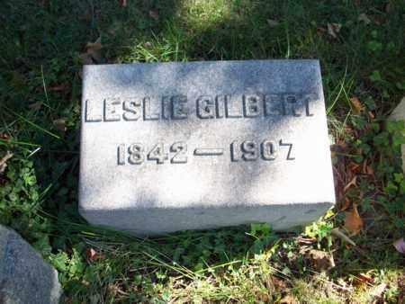 GILBERT, LESLIE - Essex County, New Jersey | LESLIE GILBERT - New Jersey Gravestone Photos