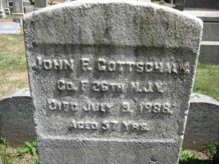 GOTTSCHALK, JOHN F. - Essex County, New Jersey | JOHN F. GOTTSCHALK - New Jersey Gravestone Photos