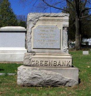 GREENBANK, JOHN - Essex County, New Jersey | JOHN GREENBANK - New Jersey Gravestone Photos