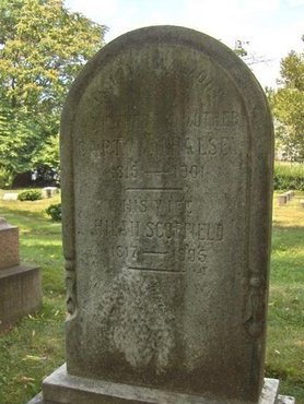 HALSEY, WILLIAM V.H. - Essex County, New Jersey | WILLIAM V.H. HALSEY - New Jersey Gravestone Photos