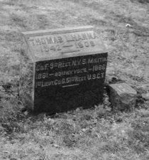 HANNA, THOMAS L. - Essex County, New Jersey   THOMAS L. HANNA - New Jersey Gravestone Photos
