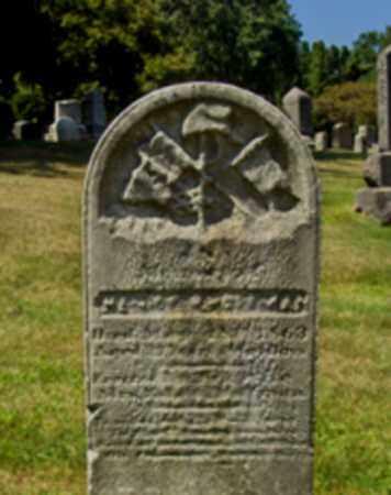 HOFFMAN,JR., HENRY - Essex County, New Jersey | HENRY HOFFMAN,JR. - New Jersey Gravestone Photos