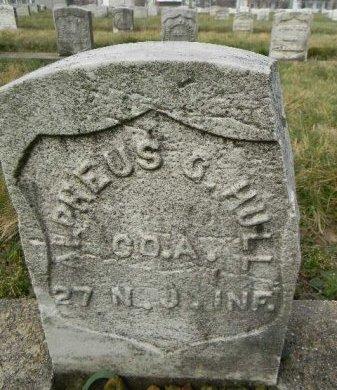 HULL, ALPHEUS G. - Essex County, New Jersey | ALPHEUS G. HULL - New Jersey Gravestone Photos