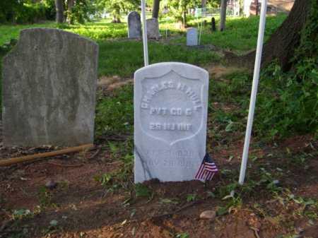 HULL, CHARLES H. - Essex County, New Jersey   CHARLES H. HULL - New Jersey Gravestone Photos