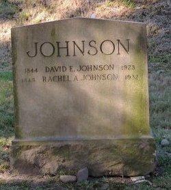 JOHNSON, DAVID E. - Essex County, New Jersey | DAVID E. JOHNSON - New Jersey Gravestone Photos