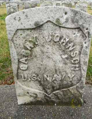 JOHNSON, GARRY - Essex County, New Jersey | GARRY JOHNSON - New Jersey Gravestone Photos