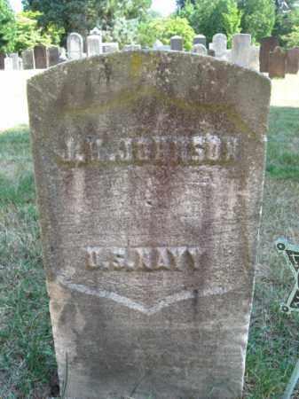 JOHNSON, JAMES H. - Essex County, New Jersey | JAMES H. JOHNSON - New Jersey Gravestone Photos