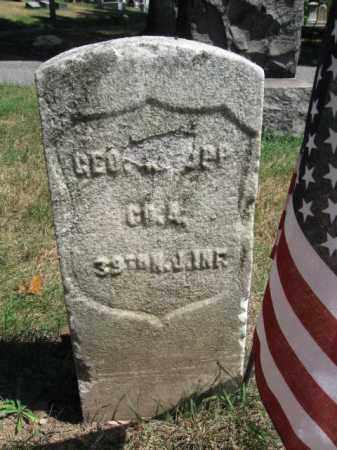 KAUPP, GEORGE - Essex County, New Jersey   GEORGE KAUPP - New Jersey Gravestone Photos
