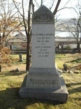 KENDRICK, OREN A. - Essex County, New Jersey | OREN A. KENDRICK - New Jersey Gravestone Photos