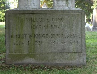 KING, WILSON C. - Essex County, New Jersey   WILSON C. KING - New Jersey Gravestone Photos