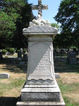 KNAPP, THOMAS - Essex County, New Jersey   THOMAS KNAPP - New Jersey Gravestone Photos