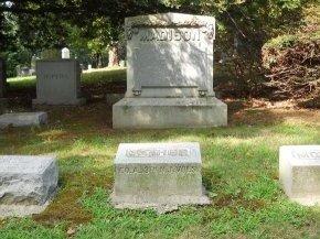 MADISON, ROBERT - Essex County, New Jersey | ROBERT MADISON - New Jersey Gravestone Photos