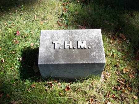 MEAD(E), THOMAS H. - Essex County, New Jersey | THOMAS H. MEAD(E) - New Jersey Gravestone Photos